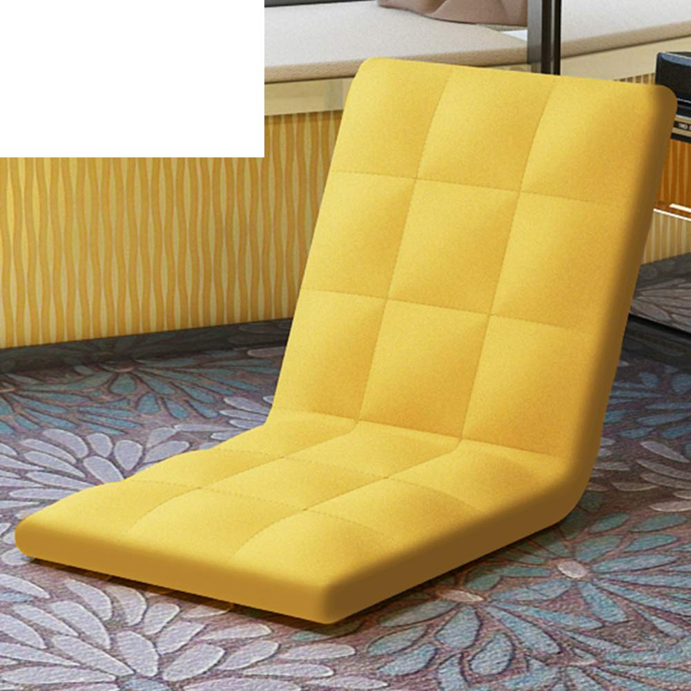 OR&DK Adjustable Lazy Couch Six-Position Relax Chair Cushion Tatami Floor mat Games Reading-E by OR&DK (Image #1)