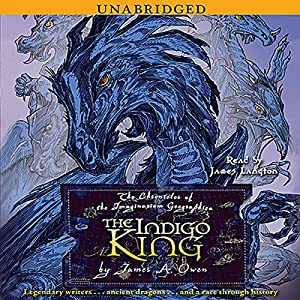 The Indigo King Audiobook