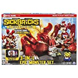 Sick Bricks, Epic Monster Attack Set