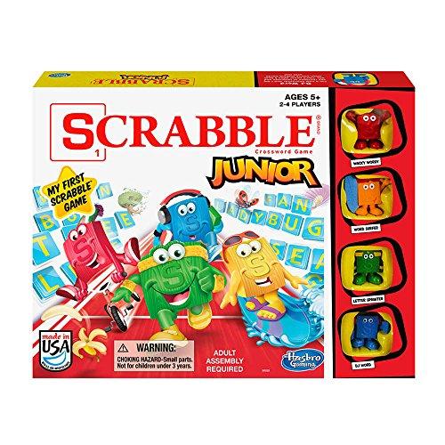 [Claire's Accessories Hasbro Scrabble Junior Board Game] (Scrabble Fancy Dress Costume)