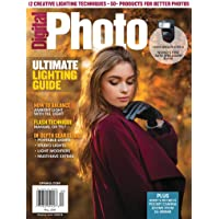 1-Year (4 Issues) of Digital Photo Magazine Subscription