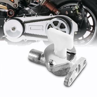 Pocketbike Benzinhahn Keenso Vergaser Benzinhahn Schalter Ein Aus Benzinhahn Schalter Für 47cc 49cc Mini Moto Pit Dirt Bike Atv Quad Gewerbe Industrie Wissenschaft