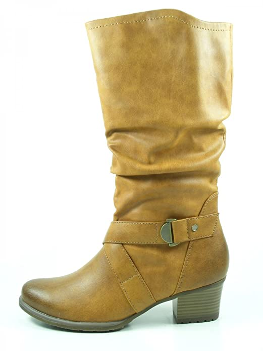 Tamaris 1-25018-29 Ankle Botines para mujer , schuhgröße_1:42 EU;Farbe:noir