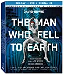 Cover Image for 'The Man Who Fell To Earth (Limited Collector's Edition) [Blu-ray + DVD + Digital HD]'