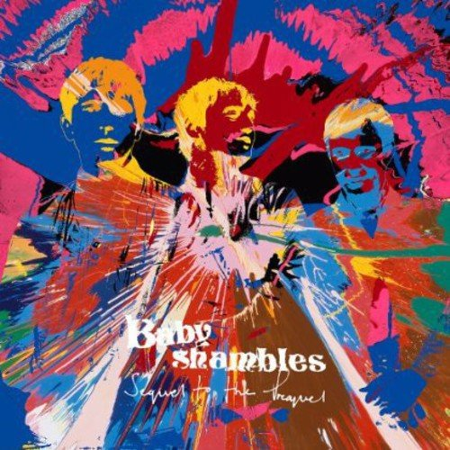 CD : Babyshambles - Sequel To The Prequel (Hong Kong - Import, 2PC)