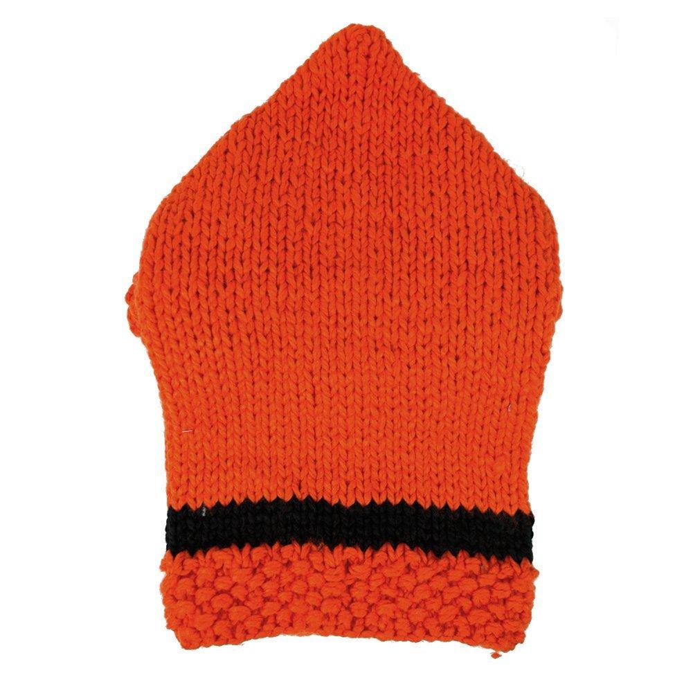 Eleery Kids Winter Warm Knitted Fox Earflap Hooded Scarves Hat Caps For Boys Girls