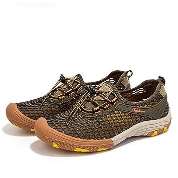 5d6065def521f Amazon.com: Giles Jones Hiking Shoes Trekking Men Wading Upstream ...