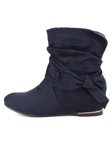 Cendriyon 41 Xana Bottine Chaussures Femme Mode Bleue Taille rxArZwq0z