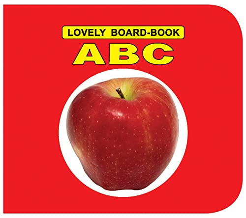 ABC (Lovely Board Book)