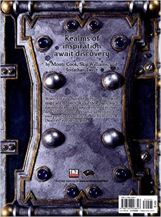 High Quality Dungeon Master S Guide Core Rulebook Ii V 3 5