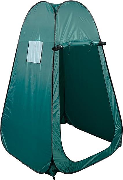 KingCamp Pop-Up Duschzelt Toilettenzelt Umkleidekabine mit Tragetasche f/ür Camping Outdoor