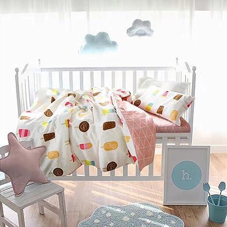 Conjunto de toallas 2 piezas, algodón – Nordic Mash Up Literie de bebé sábanas de
