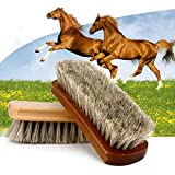 Shoe Shine Brushes MoYag Large Professional Horse