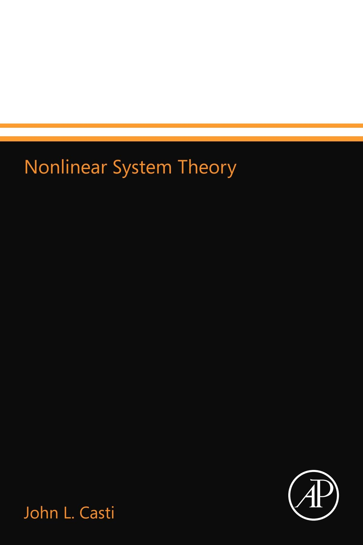 Download Nonlinear System Theory PDF