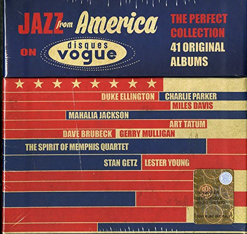 amazon jazz from america on disques vogue various モダンジャズ