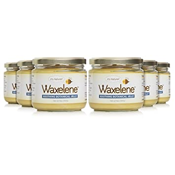 Waxelene Organic Original, 9 Ounce (Pack of 6)