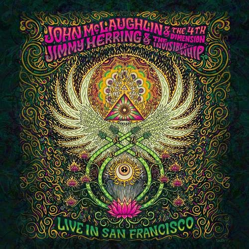 Live in San Francisco by Abstract Logix