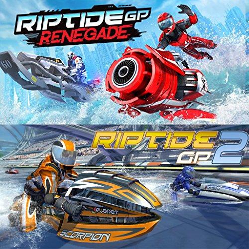 Riptide Gp Bundle - PS4 [Digital Code]