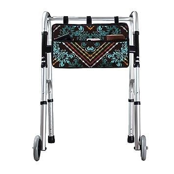 Bolsa de movilidad para silla de ruedas, gran paquete de ...