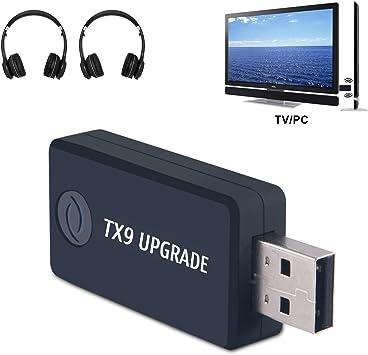 USB Wireless Bluetooth 4.1 Stereo Audio Transmitter For TV PC Bluetooth Speaker