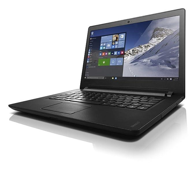 Lenovo Ideapad 110-14ibr Negro Portátil 14 Hd/n3060 1.6ghz/500gb/4gb Ram/w10 Home: Lenovo: Amazon.es: Informática