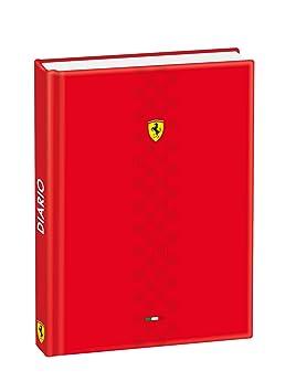 Agenda oficial Ferrari Kids 2019/2020 12 meses estándar 18 x ...