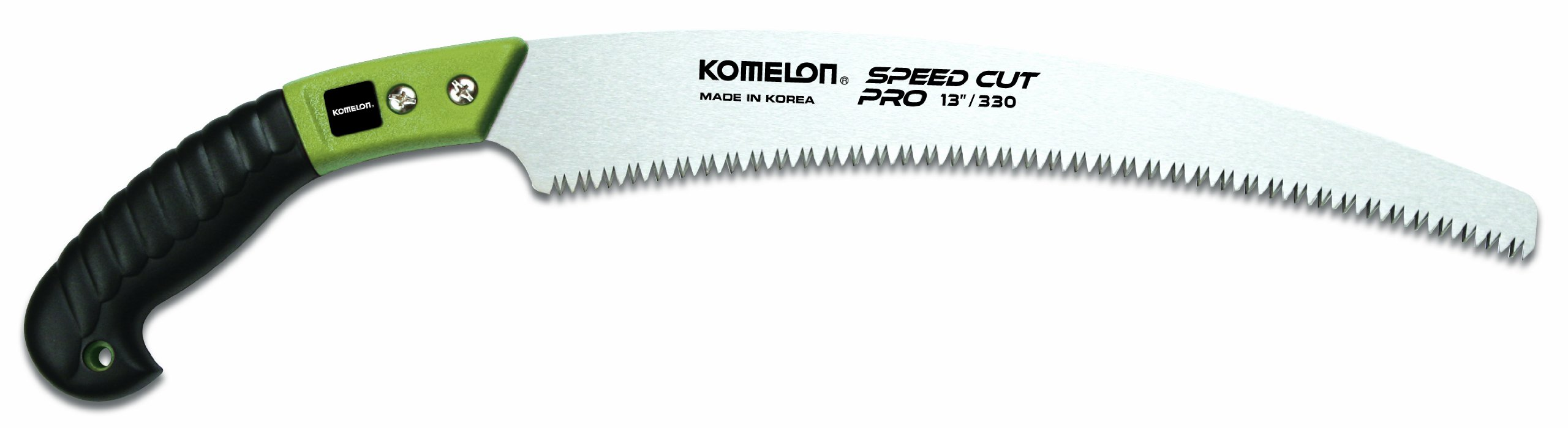 Komelon Speed Cut Pro Curved Pruning Saw, 13-Inch