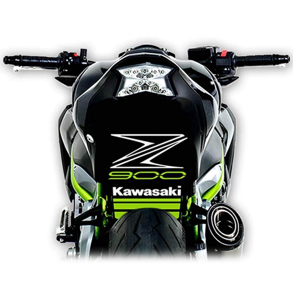 Sticker 3M Z-Street EVO Kawasaki z900//z900E Candy Lime Green