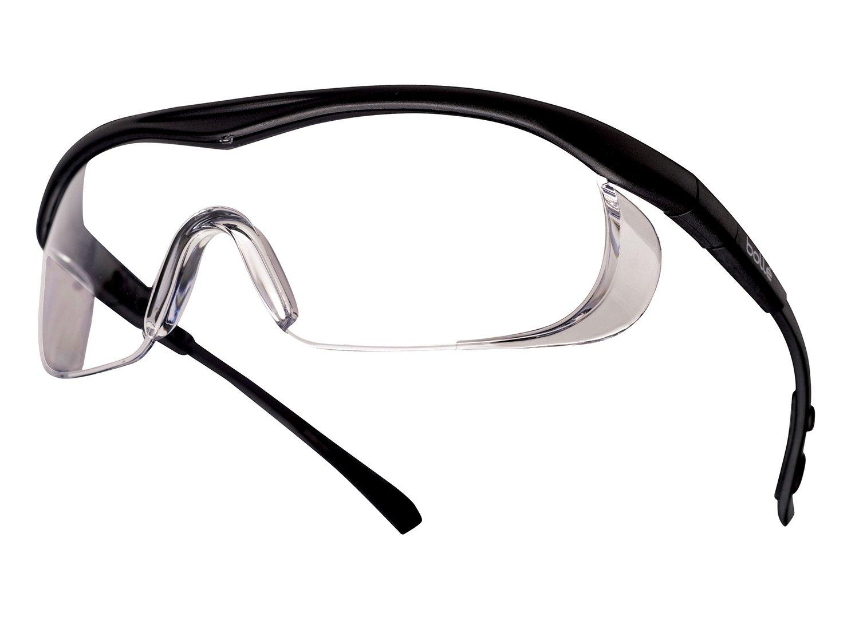 Bollé Schutzbrille - Targa -, transparent, anti-kratz & anti-beschlag, mit Panoramascheibe Bollé