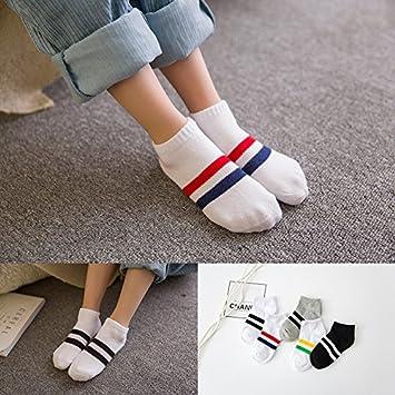 12 Boys Spring And Autumn Asaguchi Ko Autumn 3-5-7-9-10 Years Old Cotton Socks Boys Socks XIU*RONG Children Socks