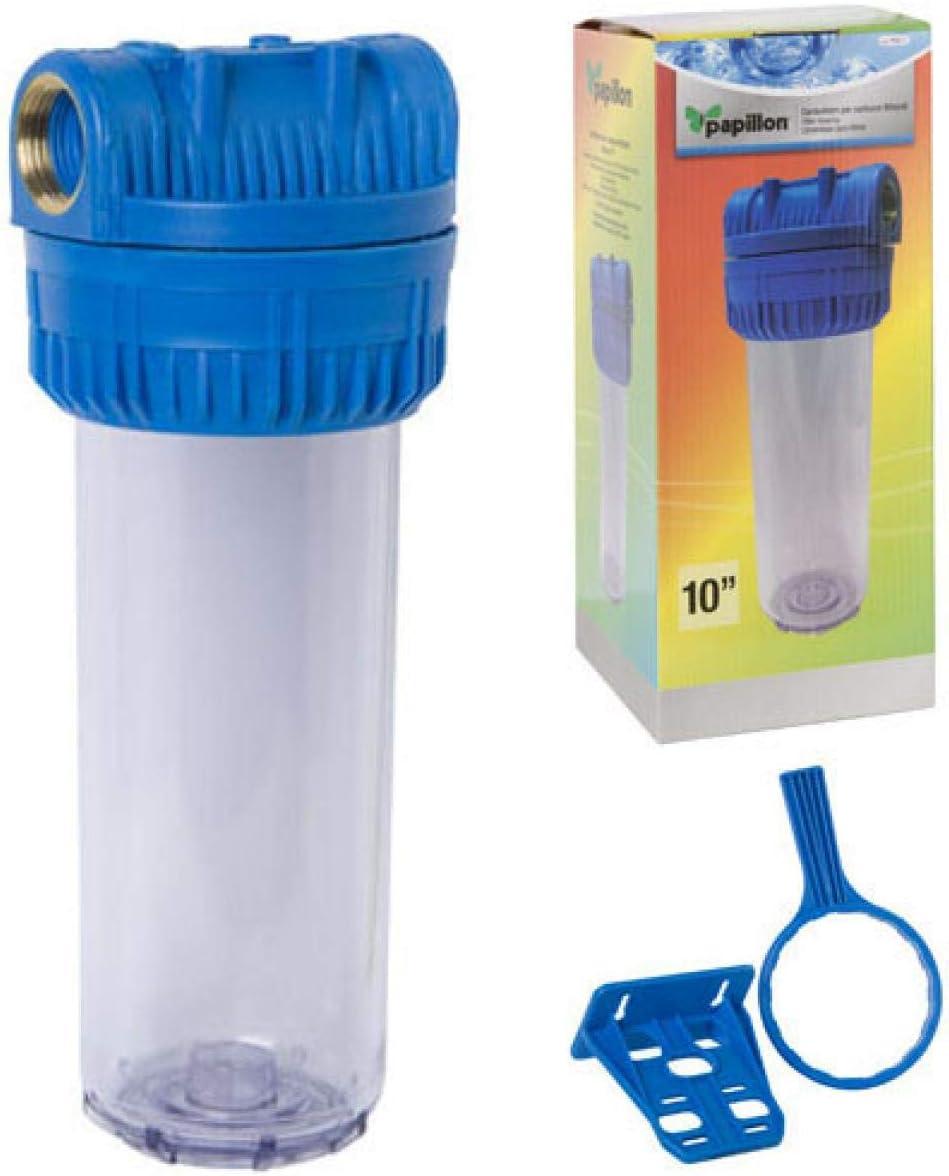 MAURER 4012000 Filtro Agua Portacartuchos 10