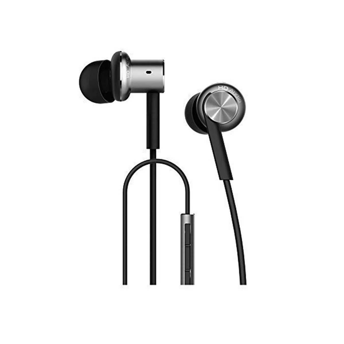 Amazon Xiaomi Headphone Mi Hybrid In Ear Stereo Earphones With Mic In Ear Earphone Sliver For Handphones fice Products