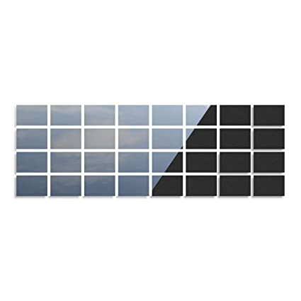 Any Beauty 32-Pack Magnetic Garage Door Faux Windows(5 3/4