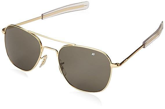American Optical - Gafas de sol estilo aviador