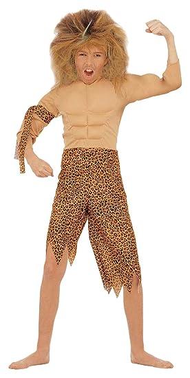 WIDMANN Disfraz de niño de la selva: Amazon.es: Juguetes y ...