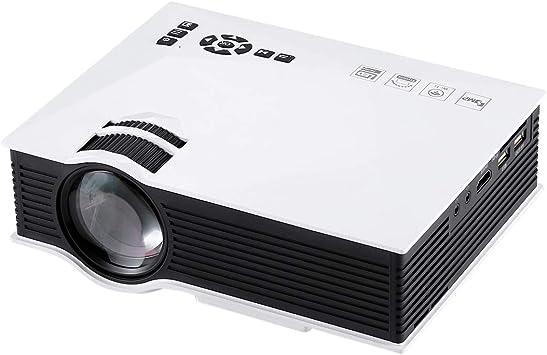 PAN-EX UC46 1200 lúmenes HD 800 x 480 Digital LED proyector con ...