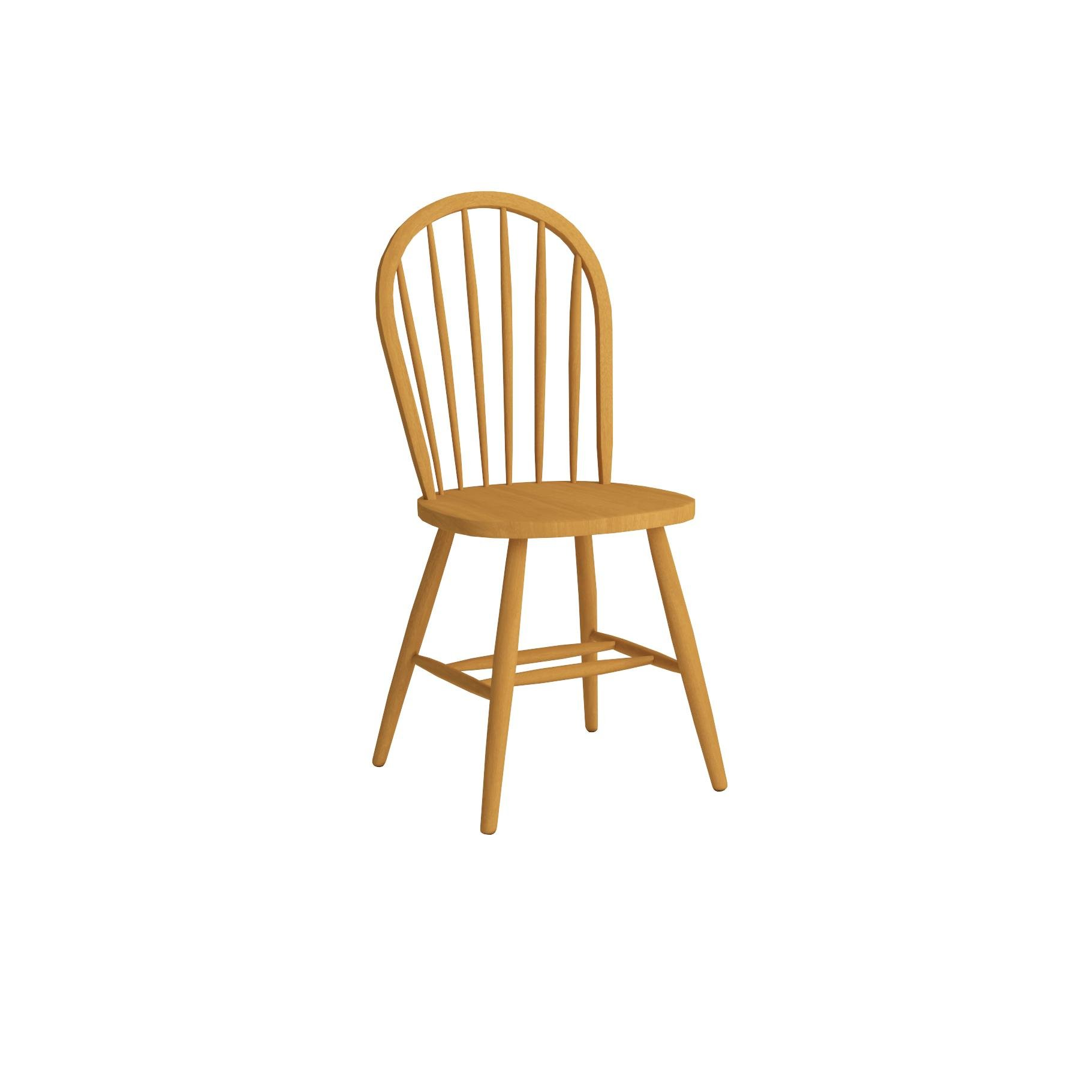 Winsome Wood Windsor Chair, Natural, Set of 2 by Winsome Wood