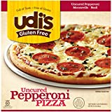 UDI's Gluten Free Pepperoni Pizza, 10.1 oz, (6 count)
