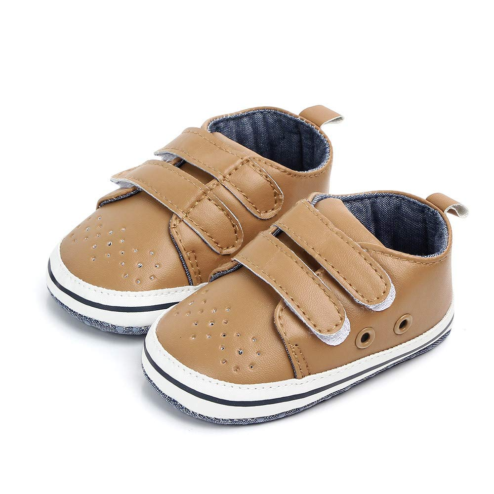 Cute Baby Boys Newborn Infant Baby Casual First Walker Toddler Shoes jieGREAT Kids Shoes