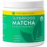 Matcha Green Tea Powder USDA Organic Japanese Matcha Powder, Natural Energy + Focus + Boost Immune System, Antioxidant…