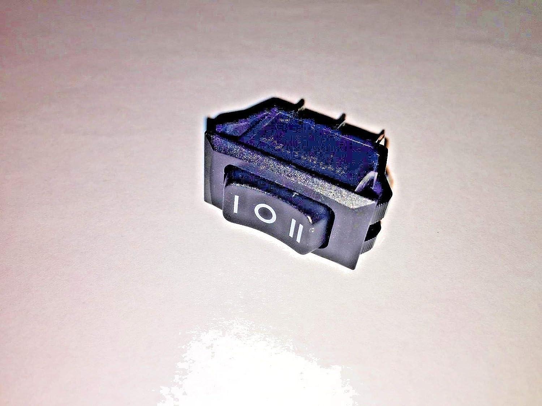 W10331927 Cooktop Downdraft Vent Fan Control Switch for JENN-AIR