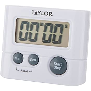 taylor precision products digital kitchen timer - Taylors Kitchen
