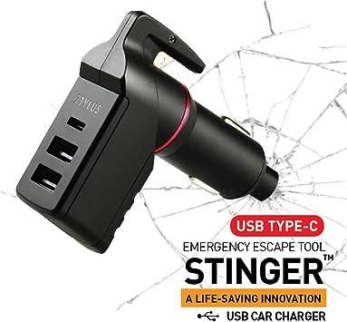 Amazon.com: Ztylus Stinger - Herramienta de emergencia USB ...