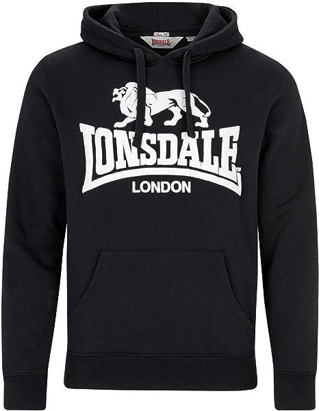Lonsdale London Hombres Ropa superior / Sudadera Gosport 2: Amazon.es: Ropa y accesorios