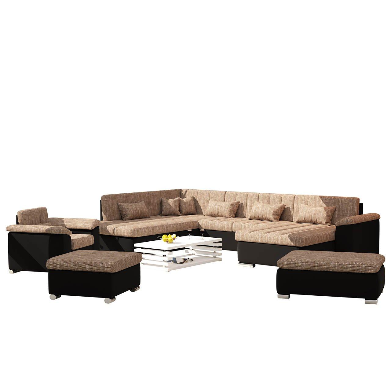 Astounding Eckcouch Kaufen Dekoration Von Niko I Moderne Polstergarnitur Mit Schlaffunktion Sessel