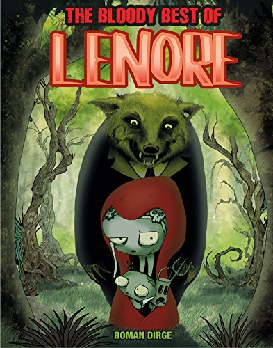 The Bloody Best of Lenore by Titan Comics