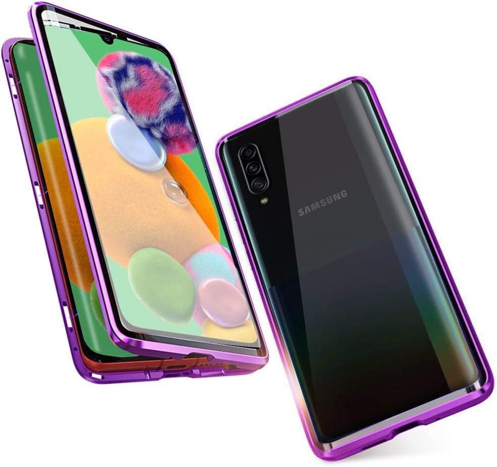 DoubTech Funda para Samsung Galaxy A90 5G Adsorcion Magnetica ...