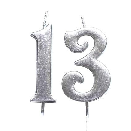 number 13 birthday boy