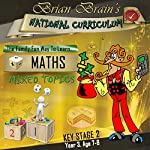 Brian Brain's National Curriculum KS2 Y3 Maths Mixed Topics | Russell Webster