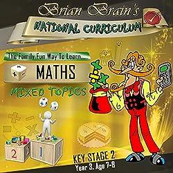 Brian Brain's National Curriculum KS2 Y3 Maths Mixed Topics